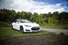 Hebebühne für Elektroautos