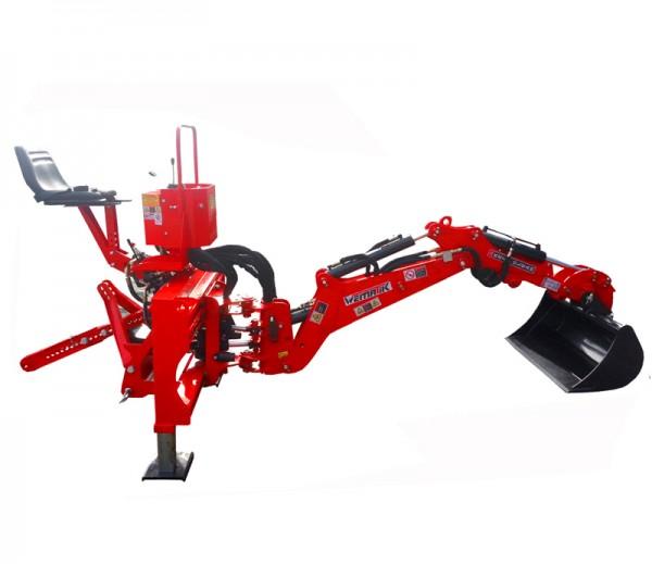 Minibagger mit Seitenhub Kingston 175, Bagger, Mobilbagger