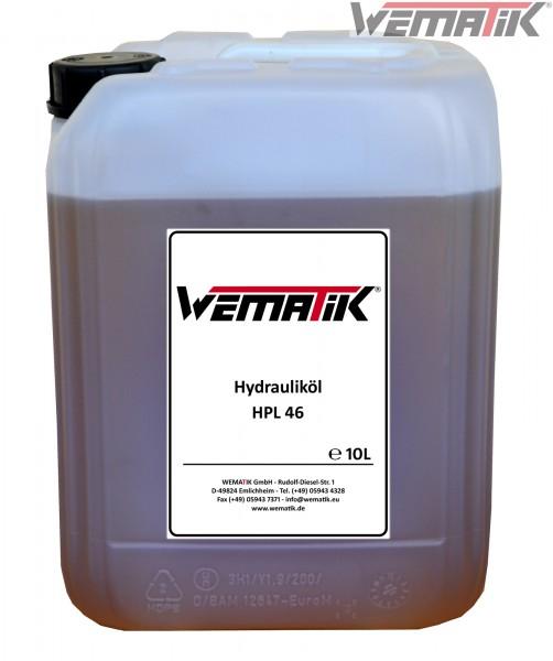 Hydrauliköl 10 Liter Titelbild