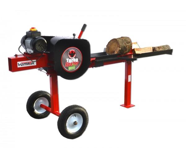 Turbo Spalter ECO Schwungradspalter 25 T